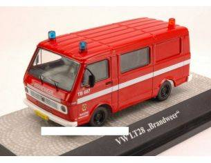 Premium Classixx PREM13353 VW LT28 BRANDWEER 1:43 Modellino