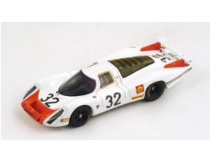 Spark Model S3482 PORSCHE 908 N.32 33th LM 1968 G.MITTER-V.ELFORD 1:43 Modellino