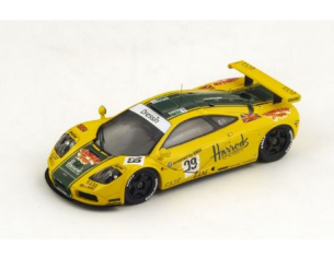 Spark Model S4404 MC LAREN F1 GTR N.29 6th LM 1996 BELL-GROUILLARD-WALLACE 1:43 Modellino