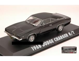 Greenlight GREEN86432 DODGE CHARGER R/T 1968 BULLIT 1:43 Modellino