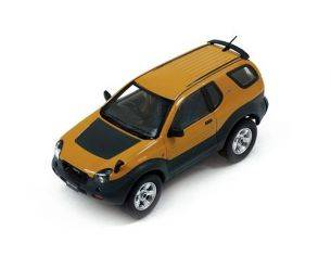 PremiumX PRD421 ISUZU VEHICROSS 1997 YELLOW 1:43 Modellino