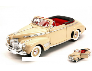 Welly WE2411 CHEVROLET SPECIAL DELUXE 1941 CREAM 1:24 Modellino