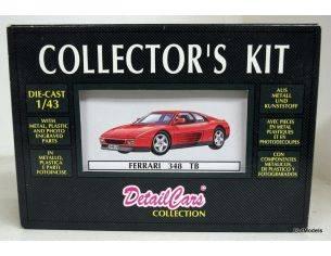DetailCars collection 8002 Ferrari 348 TB 1/43 Modellino