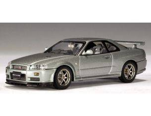 Auto Art / Gateway 57332 NISSAN SKYLINE R34 GTR-V SPEC. 1/43 Modellino