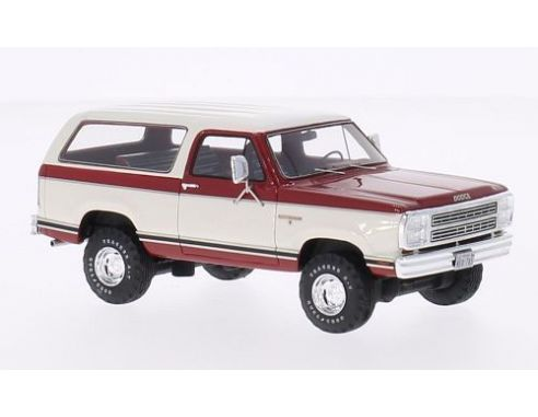 neo scale models neo44785 dodge ramcharger 1974 amarant. Black Bedroom Furniture Sets. Home Design Ideas