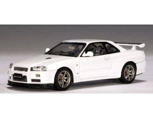 Auto Art / Gateway 57333 NISSAN SKYLINE R34 GTR-V SPEC.1/43 Modellino