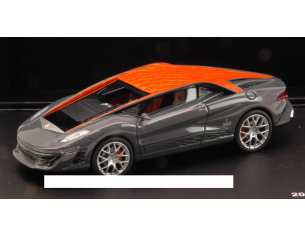 Mondo Motors MMBT002 NUCCIO BERTONE 2012 GREY/ORANGE 1:43 Modellino