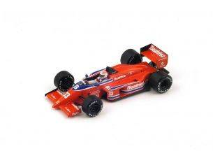 Spark Model S1787 LOLA THL 1 A.JONES 1985 DNF EUROPEAN GP 1985 1:43 Modellino