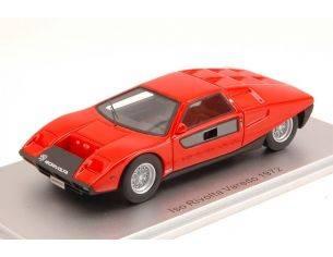 Kess Model KS43041010 ISO RIVOLTA VAREDO 1972 RED 1:43 Modellino
