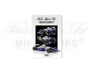 Minichamps PMCAT2015-2 CATALOGO MINICHAMPS 2015 ED.2 DIE CAST PAG.27 Modellino