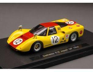 Ebbro EB44378 DAIHATSU P-5 N.12 JAPAN GP 1968 1:43 Modellino