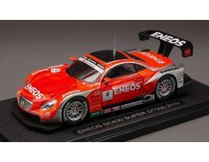 Ebbro EB44333 LEXUS SC430 N.6 SUPER GT 500 2010 1:43 Modellino