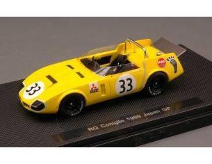 Ebbro EB44272 RQ CONIGLIO N.33 JAPAN GP 1969 1:43 Modellino