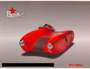 Bizzare BZCAT2013 CATALOGO BIZARRE 2013 PAG.5 Modellino