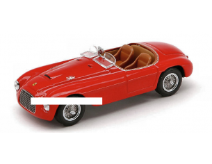 Ixo model FER047 FERRARI 166 MM 1948 RED 1:43 Modellino