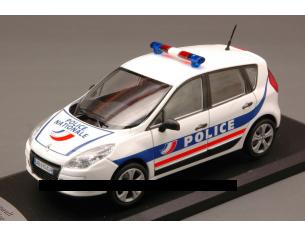 Solido SL143519 RENAULT SCENIC POLICE NATIONALE 2009 1:43 Modellino