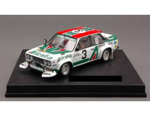 Trofeu TF1415 FIAT 131 ALITALIA N.3 3rd SAFARI RALLY 1979 ALEN-KIWIMAKI 1:43 Modellino