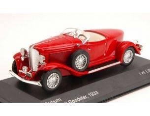 White Box WB069 AUBURN BOAT TAIL ROADSTER 1933 1:43 Modellino