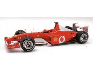 Hot Wheels HWN2076 FERRARI M.SCHUMACHER 2002 ELITE 1:18 Modellino