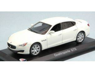White Box WBS026 MASERATI QUATTROPORTE GTS 2009 WHITE 1:43 Modellino