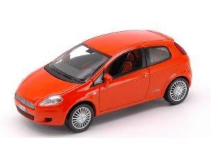 Norev NV771064 FIAT GRANDE PUNTO 3 P'05 ORANGE 1:43 Modellino