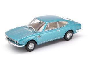 Norev NV770102 FIAT DINO COUPE' 1968 BLUE 1:43 Modellino