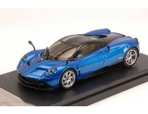 Welly WE0201BL PAGANI HUAYRA 2012 METALLIC BLUE 1:43 Modellino