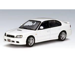 Auto Art / Gateway 58612 SUBARU LEGACY B4 '99 WHITE 1/43 Modellino