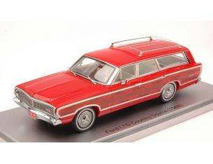 Kess Model KS43015001 FORD LTD COUNTRY SQUIRE 1968 RED 1:43 Modellino