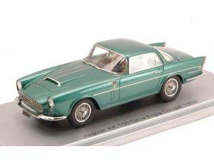 Kess Model KS43029000 JAGUAR XK150 GHIA AIGLE COUPE' 1958 METALLIC GREEN ED.LIM.PCS 400 1:43 Modellino