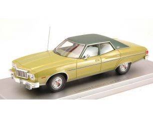 Kess Model KS43015031 FORD GRAN TORINO BROUGHAM 1976 MET.LIGHT GREEN/GREEN ED.LIM.PCS 225 1:43 Modellino