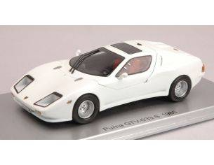Kess Model KS43016001 PUMA GTV 033 1985 WITH ALFA ROMEO ENGINE WHITE ED.LIM.PCS 175 1:43 Modellino