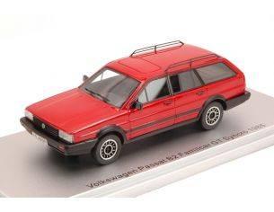 Kess Model KS43028001 VW PASSAT B2 FAMILCAR GT SYNCRO 1985 RED ED.LIM.PCS 250 1:43 Modellino