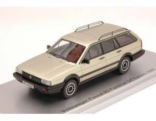 Kess Model KS43028000 VW PASSAT B2 FAMILCAR GT SYNCRO 1985 SILVER ED.LIM.PCS 250 1:43 Modellino