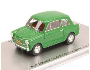 Kess Model KS43022021 AUTOBIANCHI BIANCHINA BERLINA F 1965 GREEN  ED.LIM.PCS 174 1:43 Modellino