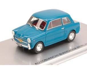 Kess Model KS43022020 AUTOBIANCHI BIANCHINA BERLINA F 1965 BLUE  ED.LIM.PCS 204 1:43 Modellino