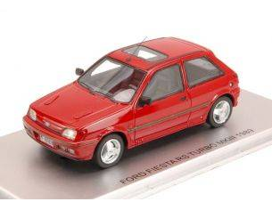 Kess Model KS43015020 FORD FIESTA RS TURBO MKIII 1989 RED ED.LIM.PCS 258 1:43 Modellino
