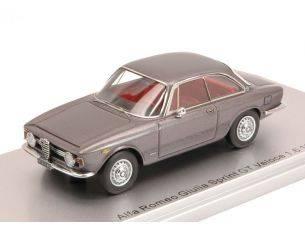 Kess Model KS43000241 ALFA ROMEO GIULIA SPRINT GT VELOCE 1.6 1966 GREY MET.ED.LIM.PCS 250 1:43 Modellino