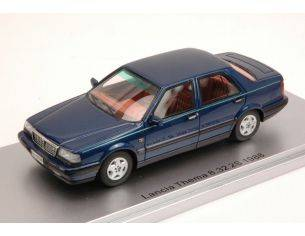 Kess Model KS43019031 LANCIA THEMA 8.32 2S 1988 BLUE MET.ED.LIM.PCS 250 1:43 Modellino