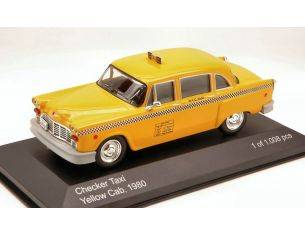 White Box WB024 CHECKER MARATHON 1956-82 NEW YORK CITY TAXI 1:43 Modellino