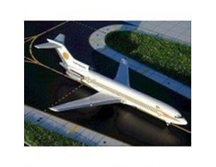 Schuco 3557376 BOEING 727-200 EASTERN CROMATO 1/400 Modellino