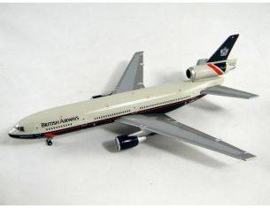 Schuco 3557436 DC-10-30 BRITISH AIRWAYS LANDOR Modellino