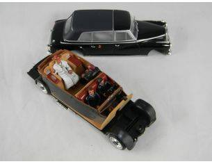 Norev 351230PERS MERCEDES BENZ 300D LANDAULET 1960 Modellino
