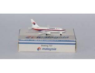 Schabak 905/065 BOEING 737 MAS MALAYSIAN 1/600 Modellino
