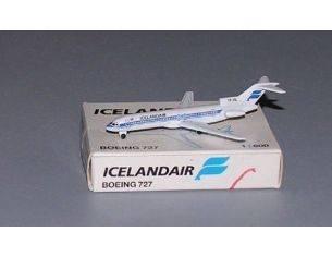 Schabak 906/072 BOEING 727 ICELANDAIR 1/600 Modellino