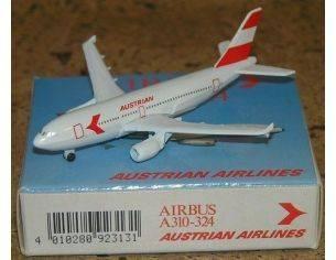 Schabak 923/013 AIRBUS A310/324 AUSTRIAN AIRLINES Modellino