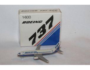 Schabak 925/033 BOEING 737 BOEING CORPORATION 1/600 Modellino