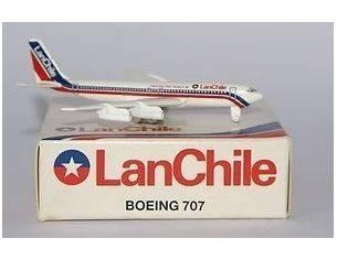 Schabak 935/095 BOEING 707 LAN CHILE 1/600 Modellino
