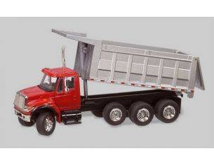Conrad 69105/01 INTERNATIONAL 7000 DUMP TRUCK 1/50 Modellino