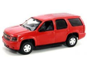 First Response 1/43 TAH006 CHEVROLET TAHOE PPV ROSSO 2001 1/43 Modellino